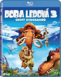 Doba ledová 3: Úsvit dinosaurů (Ice Age: Dawn of the Dinosaurs, 2009) (Blu-ray)