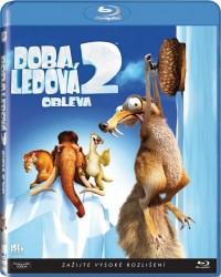 Doba ledová 2 - Obleva (Ice Age: The Meltdown, 2006) (Blu-ray)