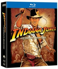 Indiana Jones - Kompletní série (Indiana Jones - The Complete Adventures, 1981) (Blu-ray)