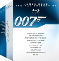 James Bond Blu-ray Collection (2009)