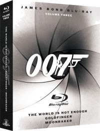 James Bond: Blu-ray Volume Three (2009)