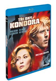 Tři dny Kondora (Three Days of Condor, 1975) (Blu-ray)