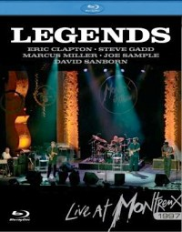 Legends: Live At Montreux 1997 (1997)