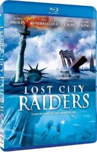 Ztracené město (Lost City Raiders, 2008)