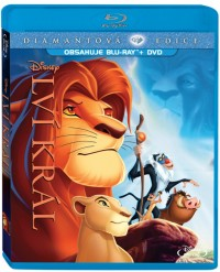 Lví král (Lion King, 1994) (Blu-ray)