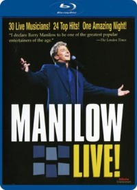 Manilow, Barry: Manilow Live! (2003)