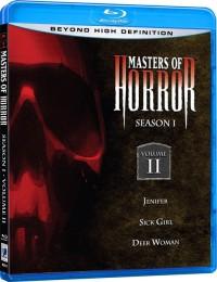 Mistři hororu - 1. sezóna, 2. část (Masters of Horror: Season I, Volume II, 2005)