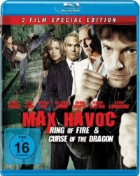 Max Havoc: Dračí kletba / Ohnivý kruh (Max Havoc: Curse of the Dragon / Ring of Fire, 2006)