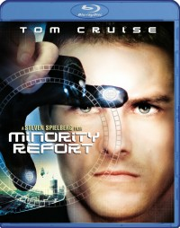 Minority Report (2002) (Blu-ray)