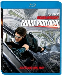 Mission: Impossible - Ghost Protocol (2012) (Blu-ray)