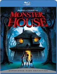 V tom domě straší! (Monster House, 2006) (Blu-ray)