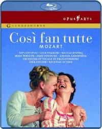 Mozart, Wolfgang Amadeus: Così fan tutte (2009)
