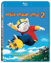 Myšák Stuart Little 2 (Stuart Little 2, 2002)