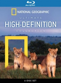 National Geographic Ultimate High Definition Collection (2009)