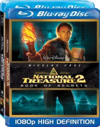 Lovci pokladů + Lovci pokladů: Kniha tajemství (National Treasure + National Treasure: Book of Secrets, 2007)