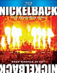 Nickelback: Live at Sturgis 2006 (2007) (Blu-ray)