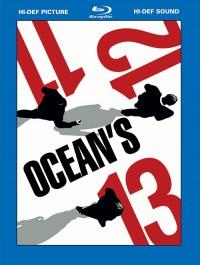 Dannyho parťáci - dárkový box (Ocean's Eleven, Twelve & Thirteen Gift Set, 2007) (Blu-ray)