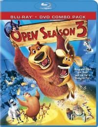 Lovecká sezóna 3 (Open Season 3, 2010)