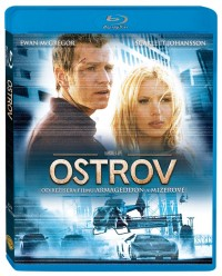 Ostrov (Island, The, 2005) (Blu-ray)