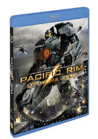 Pacific Rim: Útok na Zemi (Pacific Rim, 2013) (Blu-ray)