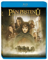 Pán prstenů: Společenstvo prstenu (Lord of the Rings, The: The Fellowship of the Ring, 2001) (Blu-ray)