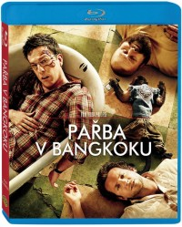 Pařba v Bangkoku (The Hangover 2, 2011) (Blu-ray)
