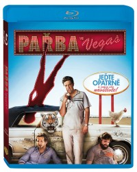 Pařba ve Vegas (Hangover, The, 2009) (Blu-ray)