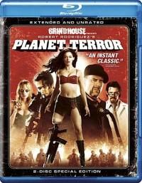 Grindhouse: Planeta Teror (Planet Terror, 2007) (Blu-ray)