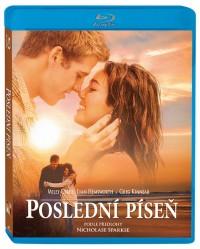 Poslední píseň (Last Song, The, 2010) (Blu-ray)