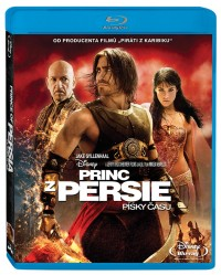 Princ z Persie: Psky asu (Prince of Persia: The Sands of Time, 2010) (Blu-ray)