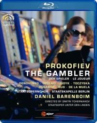 Prokofjev, Sergej: The Gambler (2010)