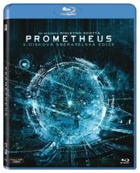 Prometheus (2012) (Blu-ray)