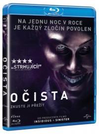 Očista (The Purge, 2013)