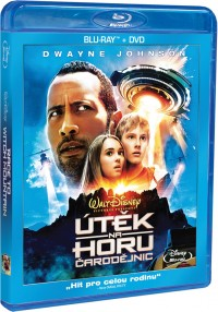Útěk na Horu čarodějnic (Race to Witch Mountain, 2009) (Blu-ray)
