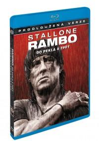 Rambo: Do pekla a zpět (Rambo, 2008) (Blu-ray)