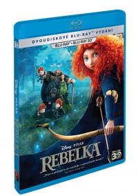 Rebelka (Brave, 2012) (Blu-ray)