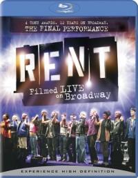 Rent: Filmed Live on Broadway (2008)