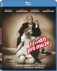 Román pro muže (2010) (Blu-ray)