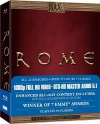 Řím - kompletní seriál (Rome: The Complete Series, 2005)