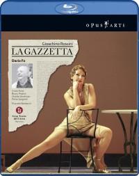 Rossini, Gioachino: La Gazzetta (2009)