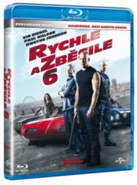 Rychle a zběsile 6 (Fast and Furious 6, 2013) (Blu-ray)