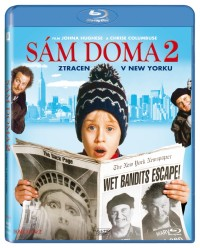 Sám doma 2: Ztracen v New Yorku (Home Alone 2: Lost in New York, 1992)