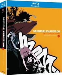 Samurai Champloo - kompletní seriál (Samurai Champloo: The Complete Series, 2004)