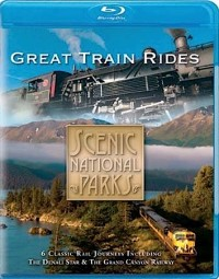 Scenic National Parks: Great Train Rides (2009)