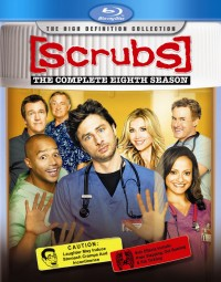 Scrubs - 8. sezóna (Scrubs: The Complete Eighth Season, 2009)