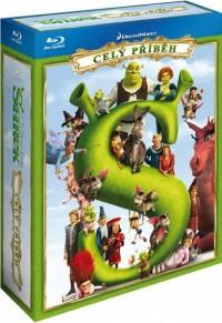 Shrek - celý příběh (Shrek: The Whole Story, 2010) (Blu-ray)