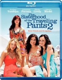Sesterstvo putovních kalhot (Sisterhood of the Traveling Pants 2, The, 2008)