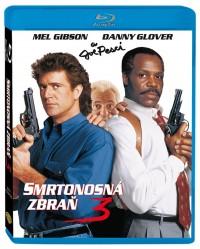 Smrtonosná zbraň 3 (Lethal Weapon 3, 1992) (Blu-ray)