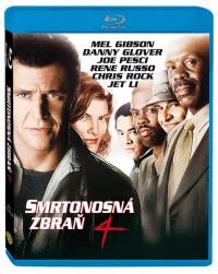 Smrtonosná zbraň 4 (Lethal Weapon 4, 1998) (Blu-ray)