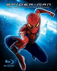 Trilogie Spider-Man (Spider-Man: The High Definition Trilogy, 2007)